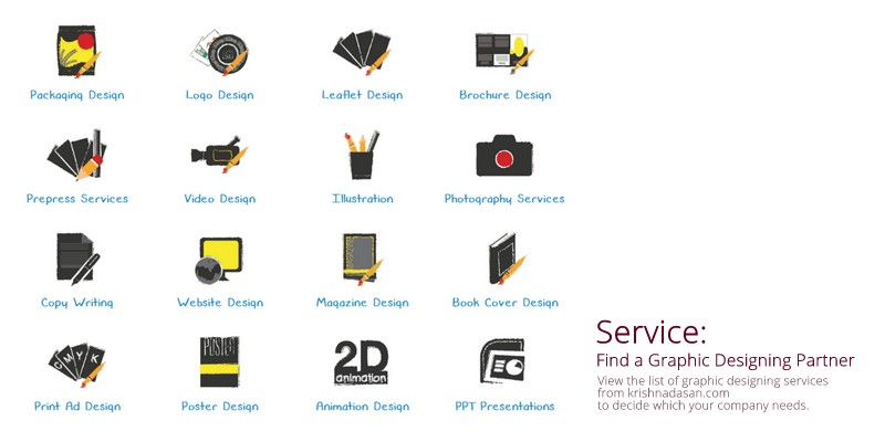 SmartKID Designing services, graphic designing service from India