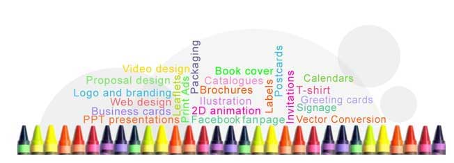 Graphic Design Studio India and Graphic Design Services