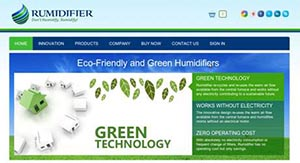 Website - Green Products