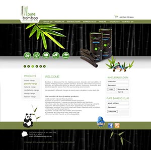 Website - Bamboo Products